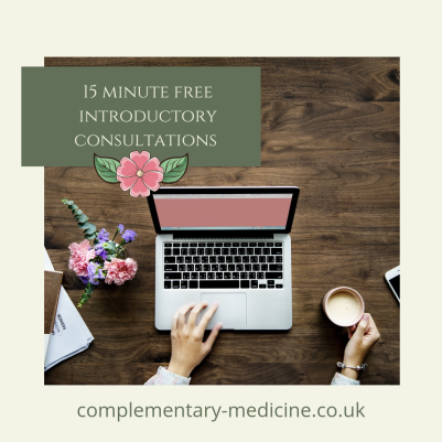15 minute free introductory consultations available