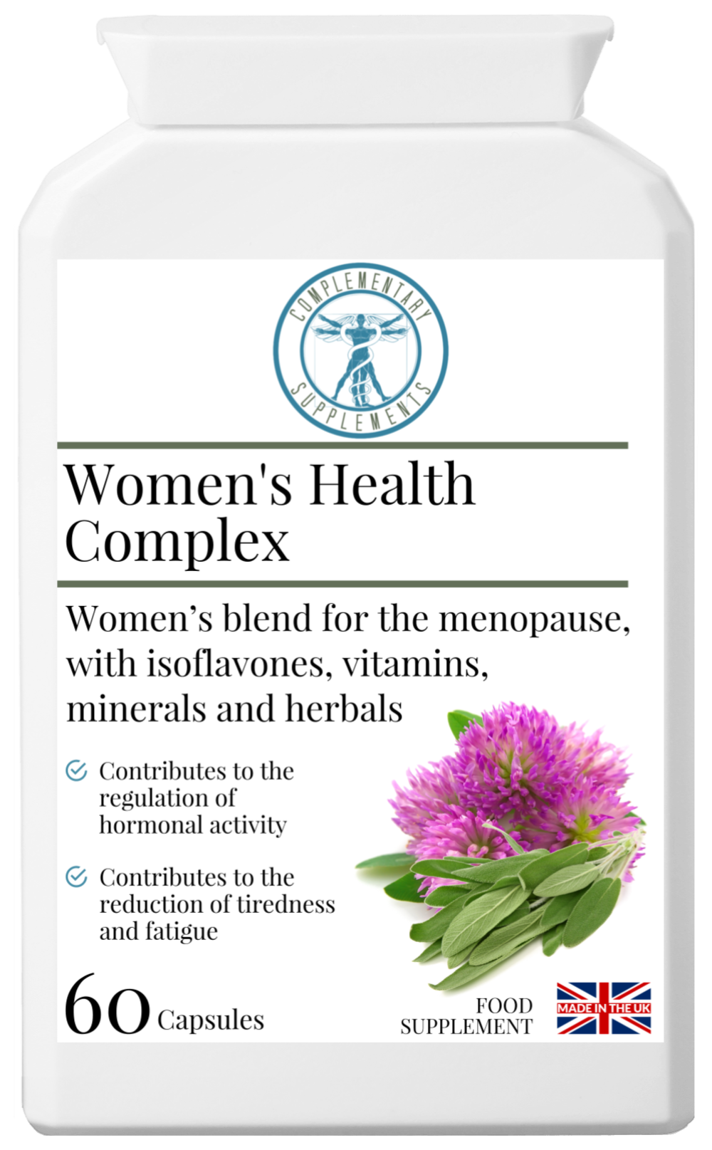 women's health complex herbal supplement for menopause