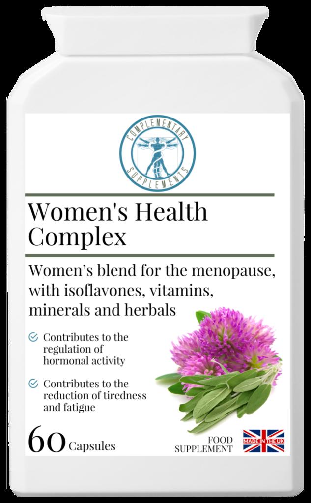 women's health complex herbal supplement for menopause