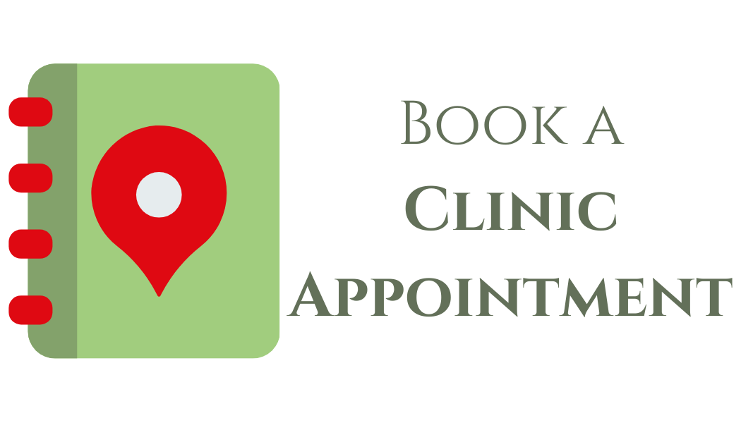 book an Appointment in the Clinic