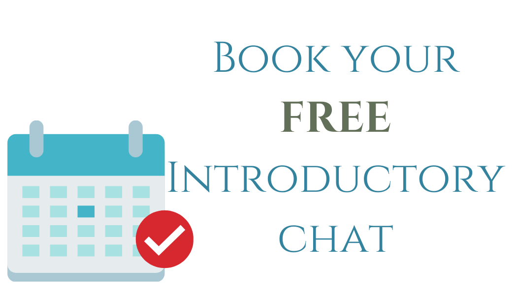 Book your FREE Introductory chat